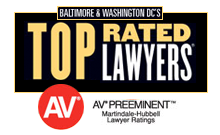 Baltimore and Washington, DC's Top Rated Lawyers